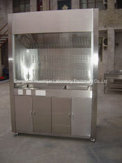 Stainless Steel Fume  Hood  Chamber Factory Supply Stainless Steel Fume Chamber For Lab Importers